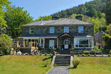 Wales Bed and Breakfasts