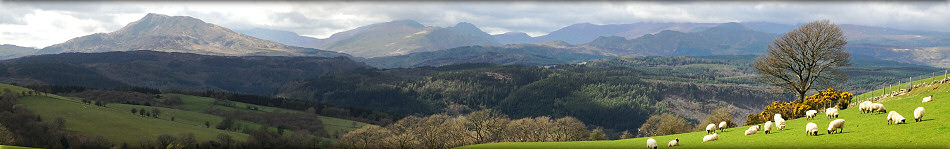 North Wales & Snowdonia Bed and Breakfast Holidays Photo Gallery