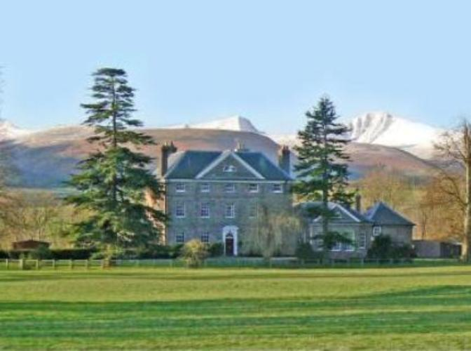 Brecon Beacons Hotel Peterstone Court Country House