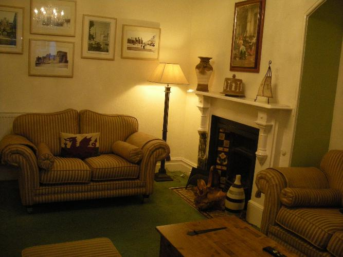 Caer Menai Lounge - Caernarfon Bed and Breakfast