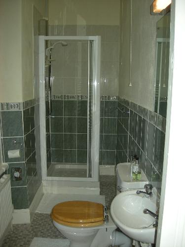 Caer Menai Shower - Caernarfon Bed and Breakfast
