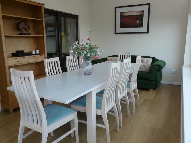 Dining Room - Beach Cottage - Moelfre - Anglesey Holiday Cottage