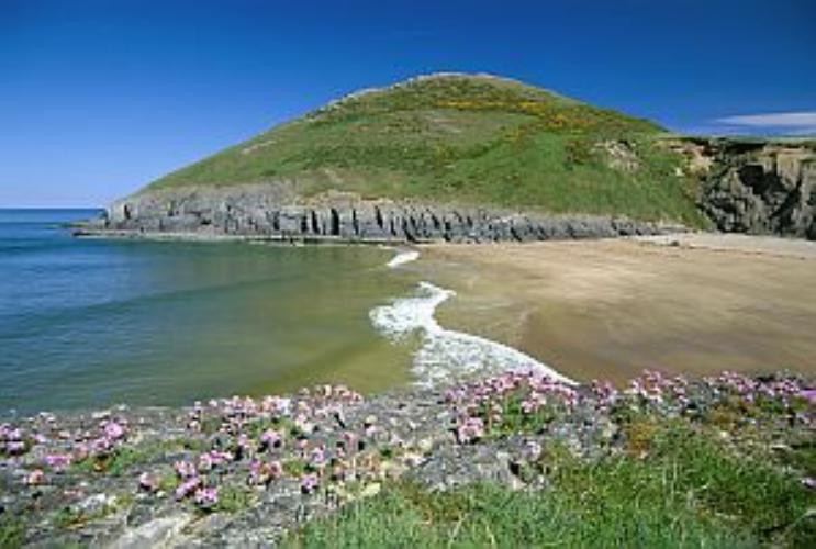 Ups Near My Location >> Cardigan Touring & Camping Site Brongwyn Mawr