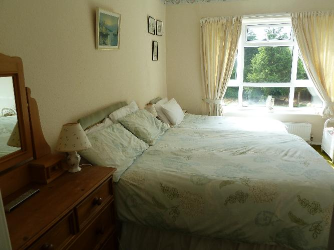 Bedroom in Fron Lligwy