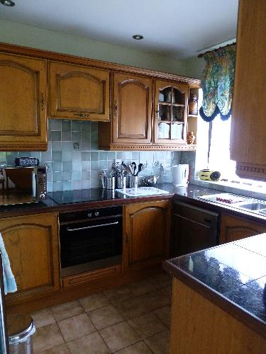 Kitchen in Fron Lligwy