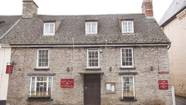 Wye Valley Bed And Breakfast The Severn Stars Inn Hay On