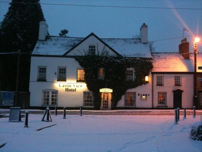 The Woodfield Arms Chepstow Wye Valley Wales