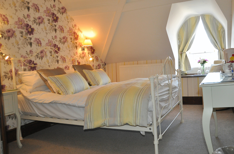 Double Room 10, LLety Teifi