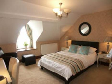 Another lovely double room at LLety Teifi