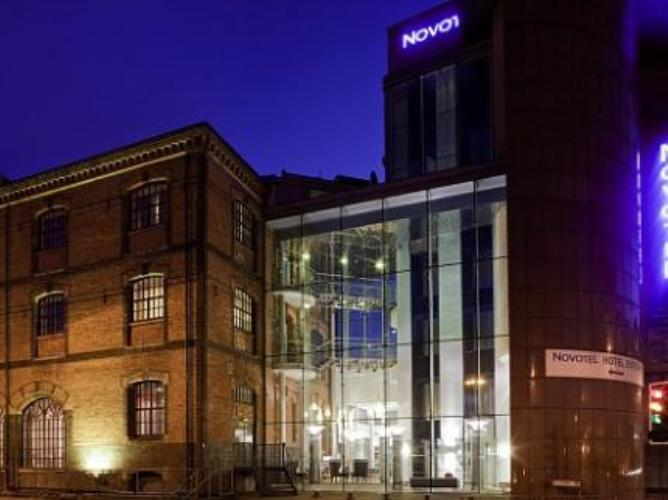 Novotel Cardiff Centre Hotel with Pool - South Wales
