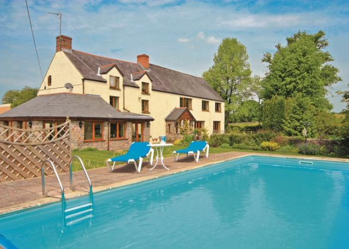 Wye Valley Self Catering Holiday Cottage Wagoners Rest Usk