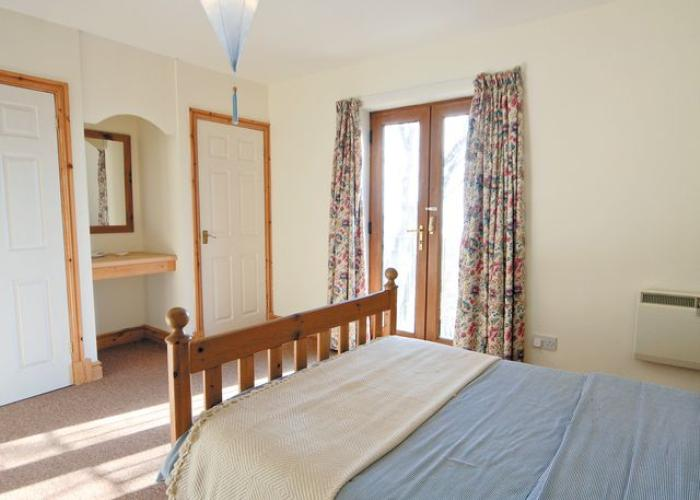 Bedroom - Coast View Holiday Cottage Pendine Sands