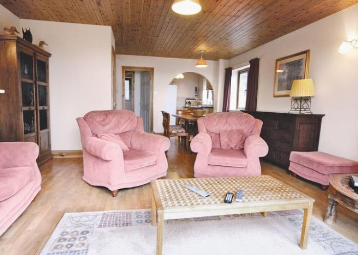 Lounge - Coast View Holiday Cottage Pendine Sands
