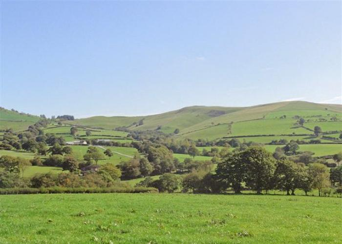 Sycamore Lodge | Rhayader | Mid Wales Holiday Cottage | Powys
