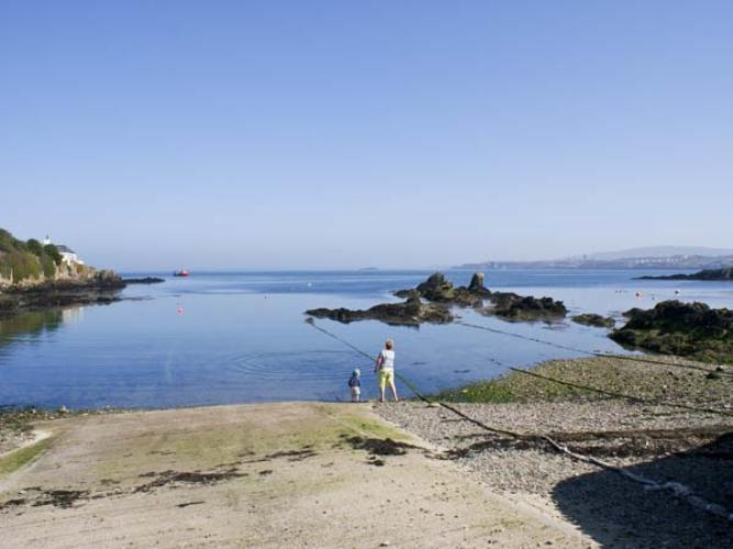 Bull Bay Coastal Cottage To Rent Anglesey Holidays