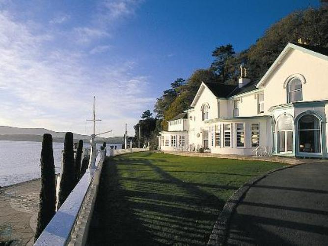 Portmeirion Hotel Rooms