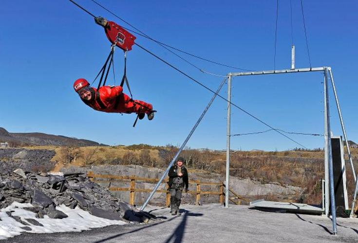 Zip World Bethesda | Snowdonia Activity | Adventure Day