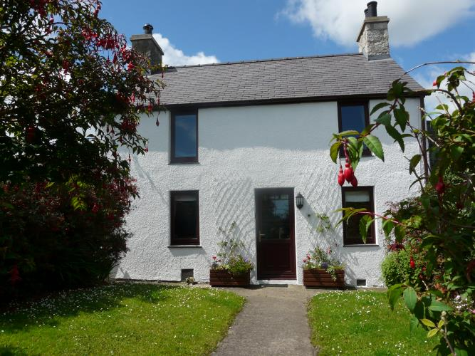 Dafarn Rhos Cottage Moelfre - Anglesey Coastal Cottages