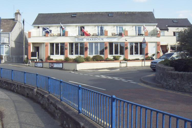 nieghbouring Harbour Hotel - dog friendly