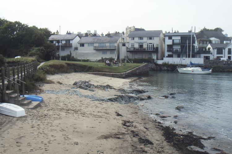 1 of 3 sandy beaches in Cemaes