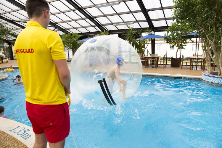 New pines prestatyn holiday park north wales Campsites in north wales with swimming pools