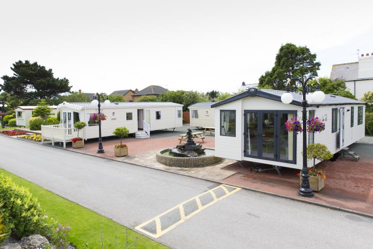 New pines holiday home park north wales photo gallery for Holiday parks in north wales with swimming pool