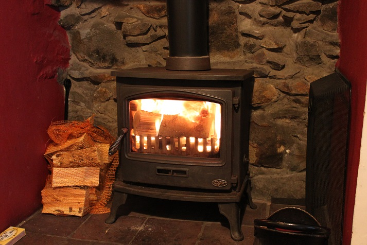 Wood-Burner for Cosy Nights