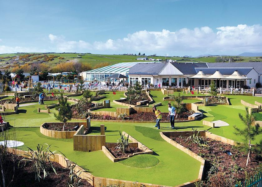 Greenacres Holiday Park Lleyn Peninsula Photo Gallery