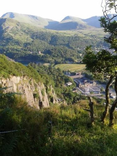 North Wales Bed And Breakfasts - Groeslon Ty Mawr