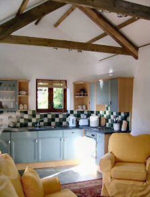 Kitchen - Y Bwthyn - St Davids Cottage Pembrokeshire