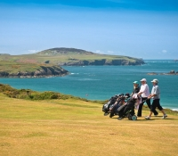 Local Golf Course - Y Bwthyn - St Davids Cottage Pembrokeshire