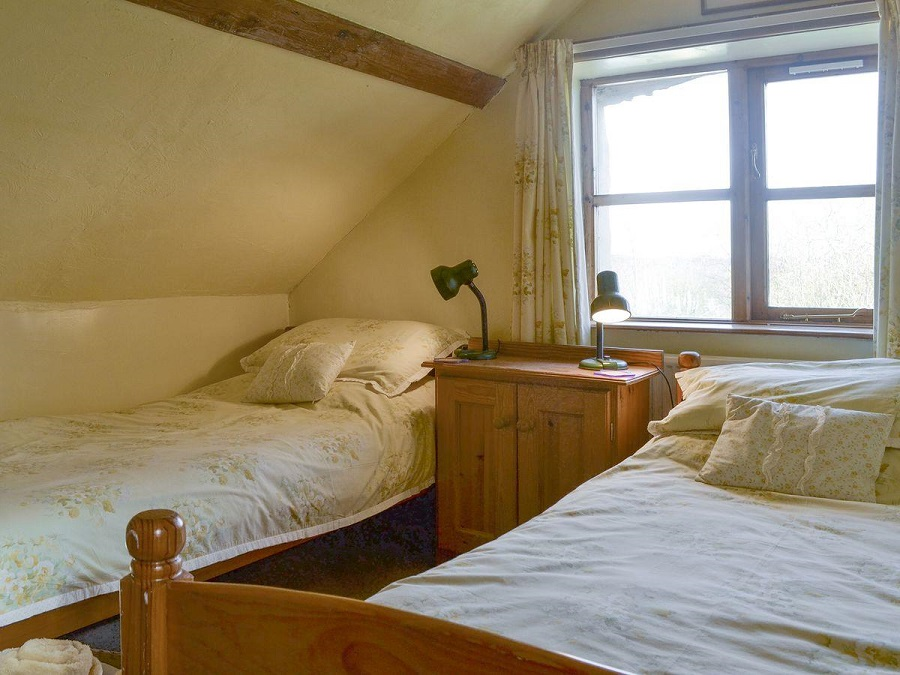 Twin  - The Smithy Holiday Apartment, Moelfre, Anglesey