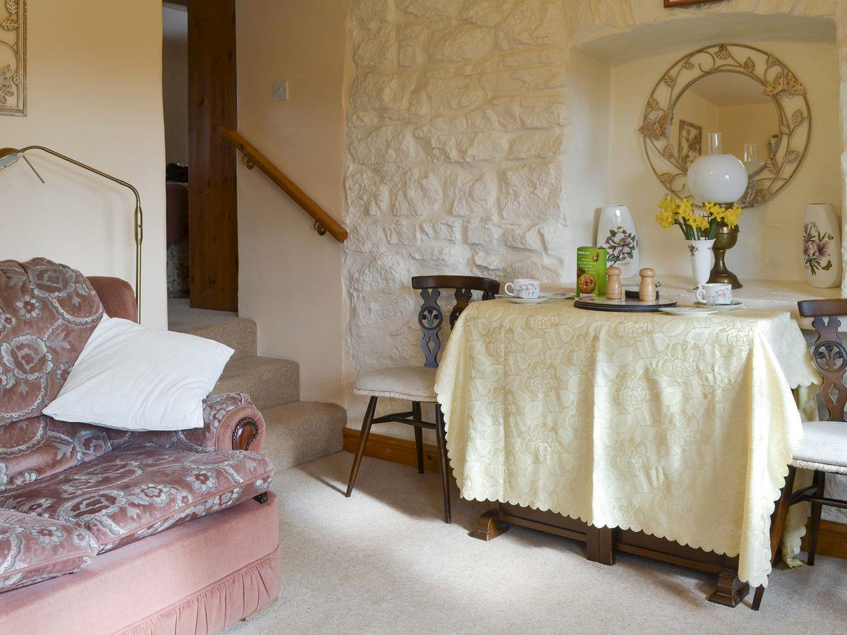 Dining Area - The Byre Holiday Rental, Moelfre, Anglesey