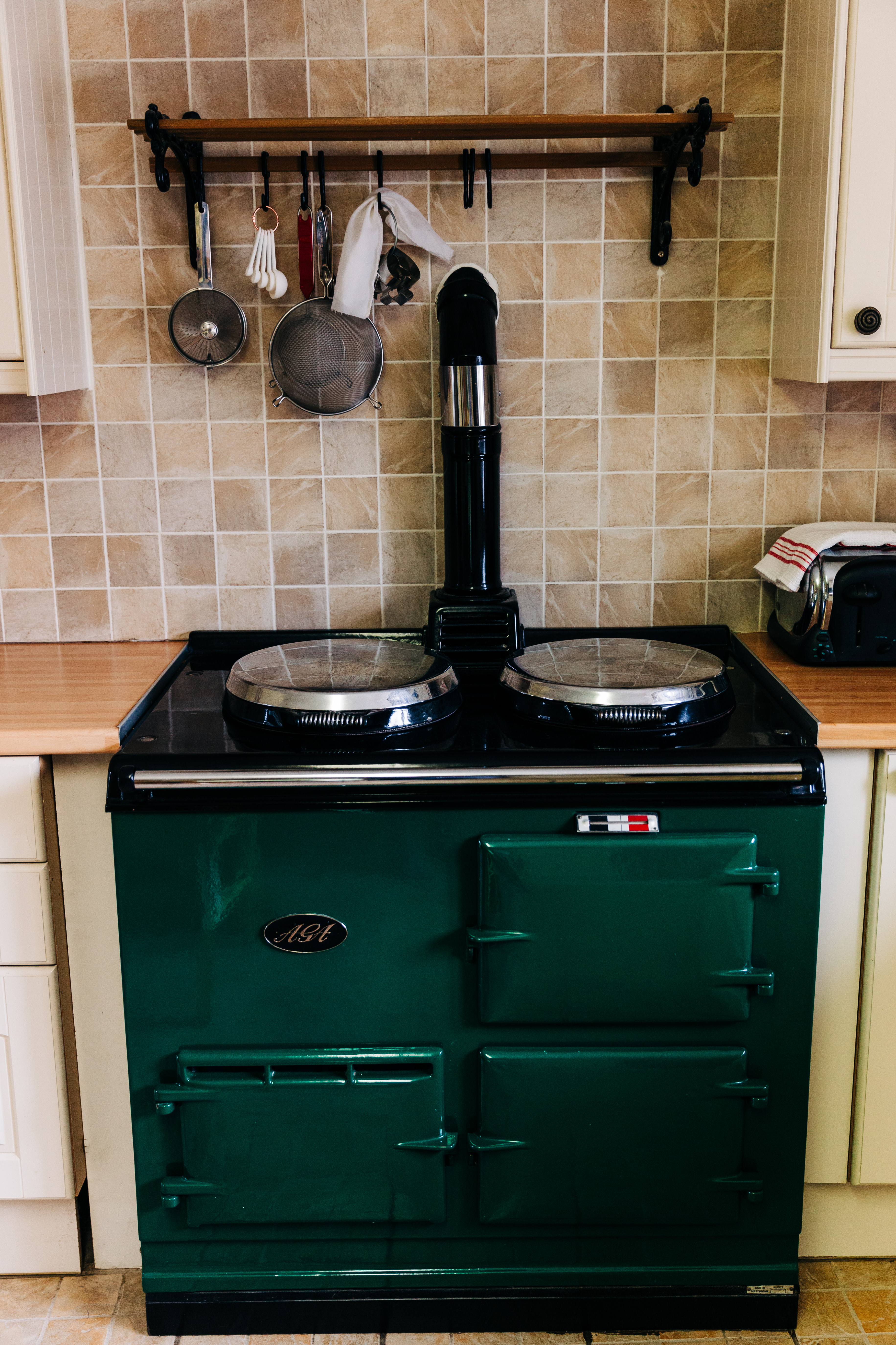 Farmhouse Aga