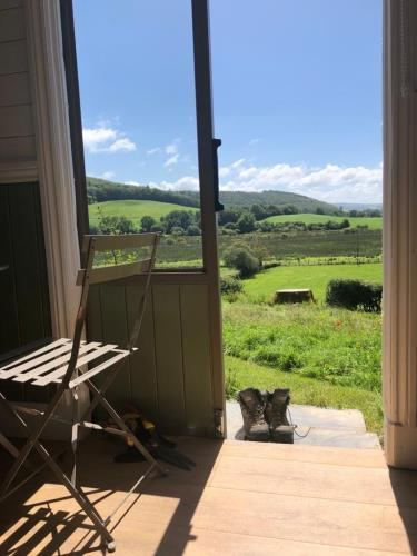 Cae Manal Glamping - Views
