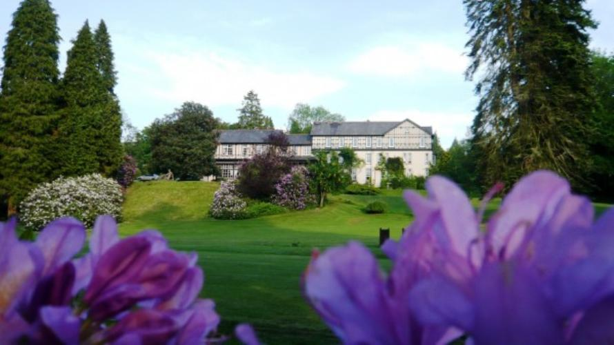 the lake country house hotel mid wales