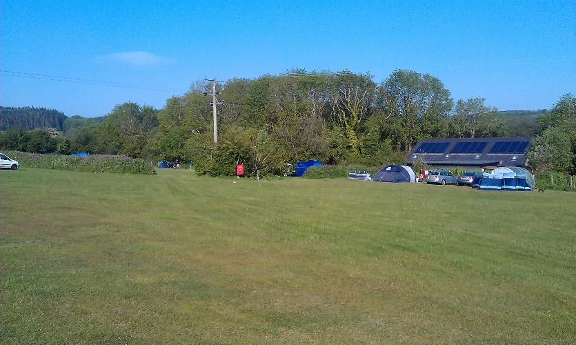 Field 2 Touring/Tents