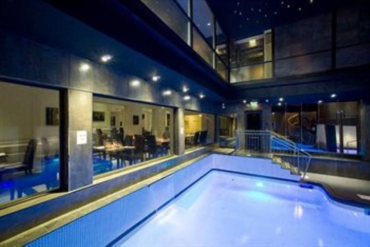 The empire llandudno spa hotel with indoor pool for North wales hotels with swimming pools