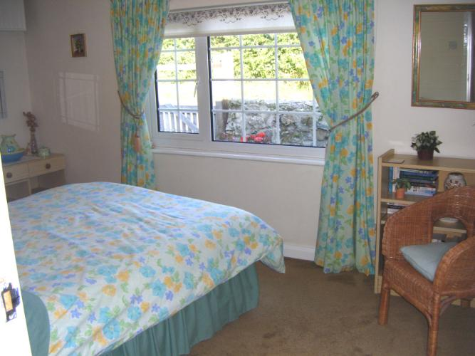 Double bedroom - Ty'n Lon - Anglesey Country Cottage - Near Llanfair PG