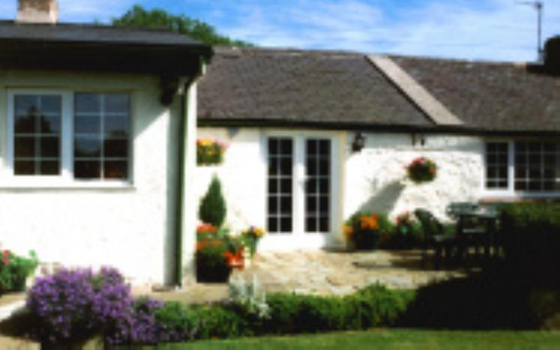 Garden - Ty'n Lon - Anglesey Country Cottage - Near Llanfair PG