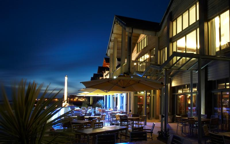 Quay hotel and spa conwy seafront hotel indoor pool for North wales hotels with swimming pools