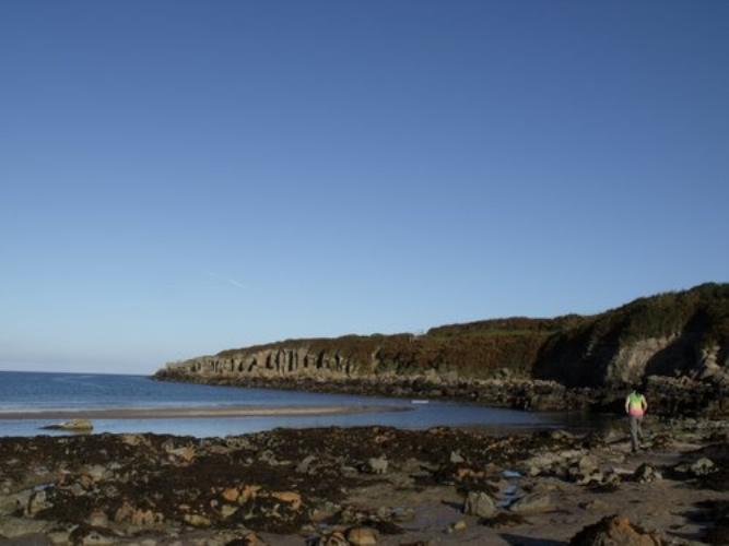Campsites In Anglesey Near Pub And Beach
