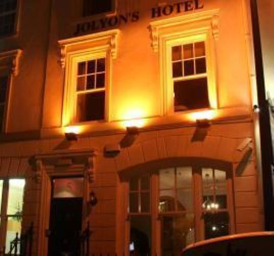 Jolyons Boutique Hotel Cardiff Bay
