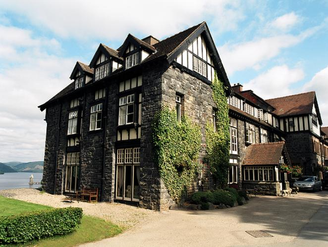 Spa Hotels Mid Wales