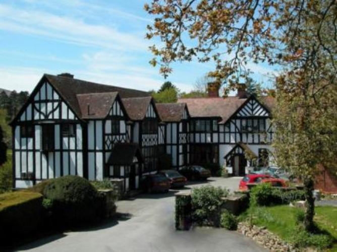 Caer Beris Manor Builth Wells Country House Hotel Powys