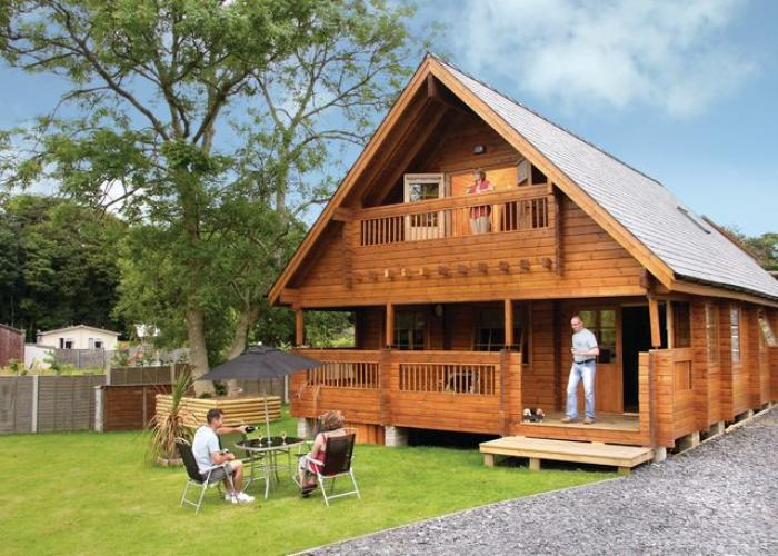 Artro Lodges Barmouth Log Cabins Wales