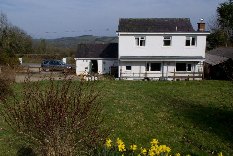 Pantycelyn Bed and Breakfast, Ceredigion - West Wales