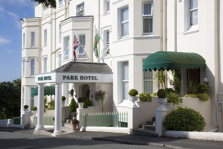 Tenby Family Hotel With Swimming Pool The Park Hotel