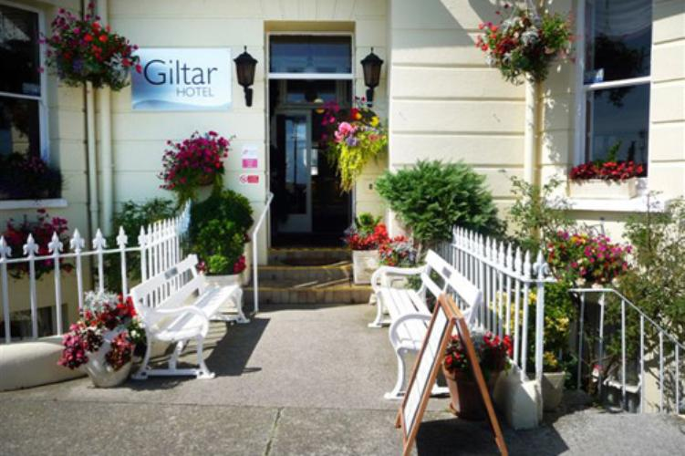 Giltar Hotel | Tenby | Pembrokeshire Hotel | Seafront on