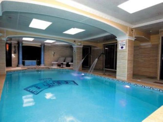 Tenby Hotel With Indoor Swimming Pool Atlantic Hotel